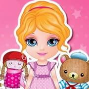 Baby Barbie Stuffed Friends