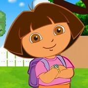 Baby Dora School Time
