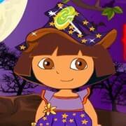Dora Halloween Dress Up
