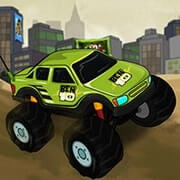 Ben 10 Vs Rex Truck Champ