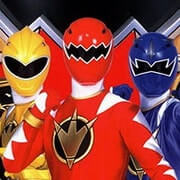 Power Rangers Dino Thunder: Red Hot Rescue